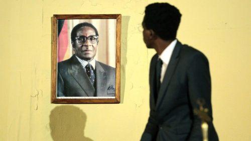 穆加貝走了,蓋棺論定的遲暮英雄