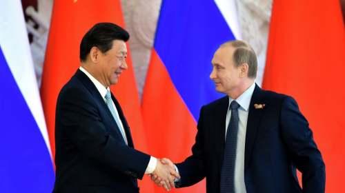 中俄七十年進階戰略協作