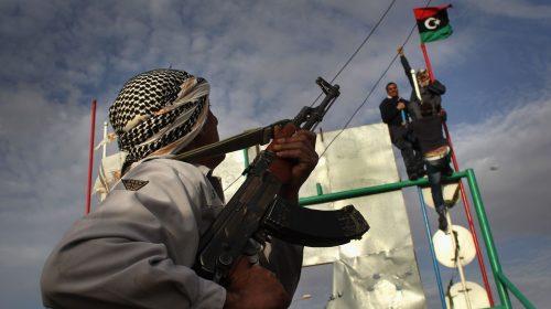 利比亞之殤:群狼撕扯國邦難寧
