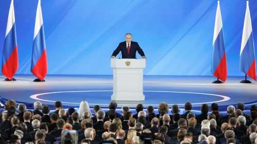 """俄總統任期""""清零"""",憲法修正案或一箭雙雕"""