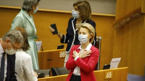蹣跚的共同體:疫情下歐盟的功與過