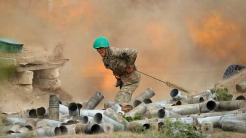阿塞拜疆與亞美尼亞的新仇舊恨