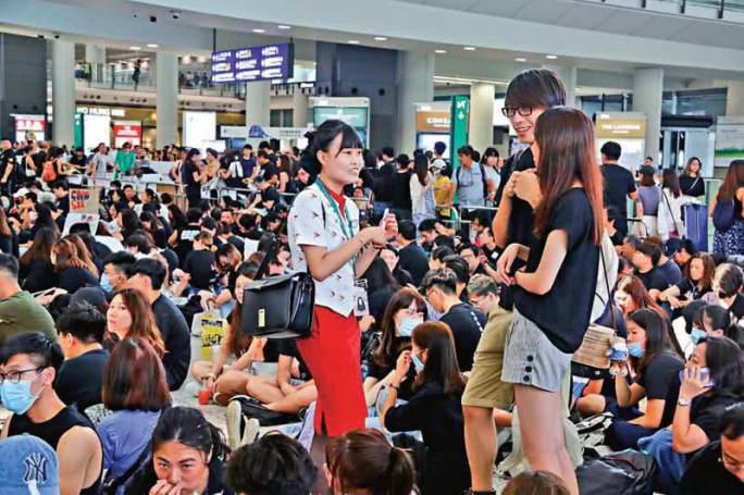 攬炒派不反思 香港也要再出發