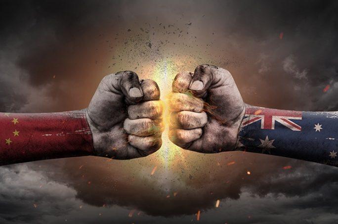 中國對澳大利亞開刀:不是不報時候未到