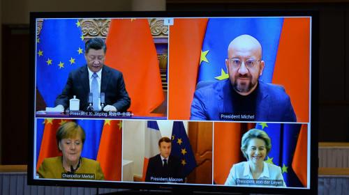 《中歐投資協定》拉開新時代東西方合作大幕