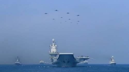 視演練皆為政治演戲 無助於研判台海軍情