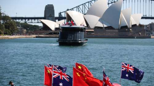 澳大利亞祭出殺手鐧反制中國:非不為也 實不能也