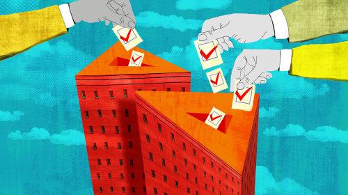 民意調查是替政治決策者抹粉的工具