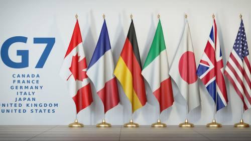 G7公報投鼠忌器 未來可能分裂為兩股勢力