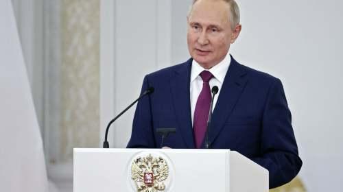 俄新版《國家安全戰略》劍指北約