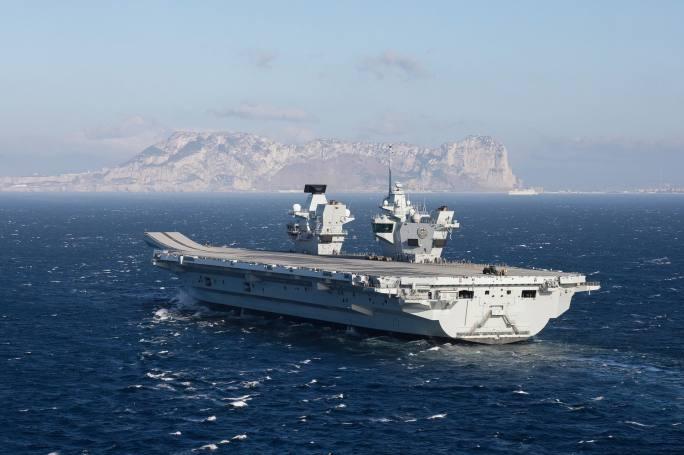 英國槓上中俄 意圖拓展歐亞戰略空間