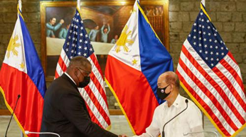 菲律賓恢復美菲《軍隊互訪協議》不為選邊站