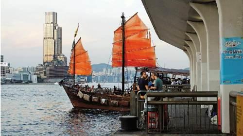 """香港謀發展:""""慢進也是退"""",理念思路應對接中央"""