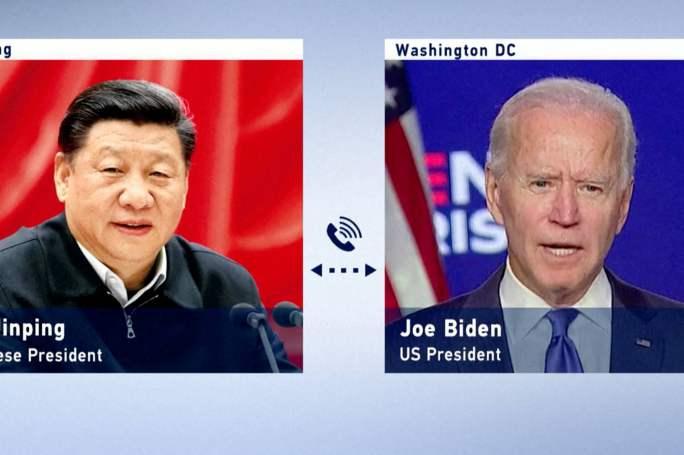 習拜二話:中美關係還是難以擺正