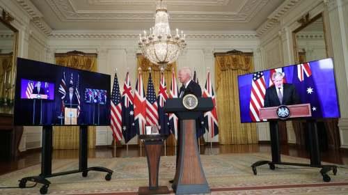 """美英將進一步衝擊全球""""核平衡"""",刺激核軍備競賽"""
